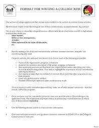 List Of Extracurricular Activities For Resume Fantastic List Of Extracurricular Activities In Resume Motif 9