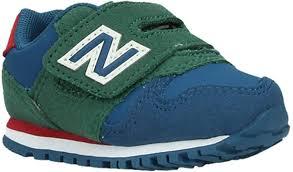 New Balance <b>Hook and</b> Loop <b>373</b>, Shoe for Baby 17 Blue: Amazon ...