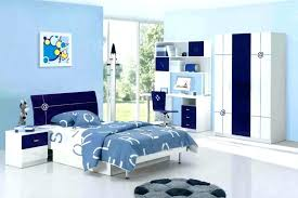 boys room with white furniture. Boys Room White Furniture Boy Teenage Bedroom Interior Decorating Blue Wall Paint With