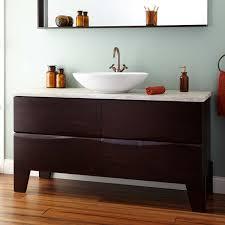 Single Vessel Sink Bathroom Vanity 60 Bathroom Vanity Single Sink Design Bathroom Ideas 60