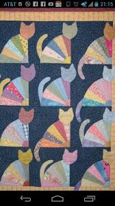 Awesome Cat Quilt. Would be great for bunnies. | Quilting, Sewing ... &