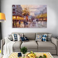 antique fabric canvas art abstract christmas street scenery bedroom oil painting buy fabric canvas oil painting christmas scenery oil painting scenery  on antique cloth wall art with antique fabric canvas art abstract christmas street scenery bedroom