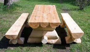 Beer Garden Benches