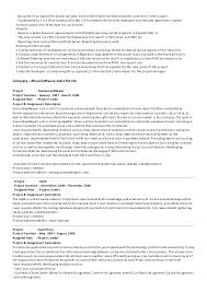 Sample Resume For Net Developer With 40 Year Experience Foodcityme Adorable Net Developer Resume