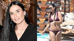 Demi Moore, 58, unveils her incredible ...