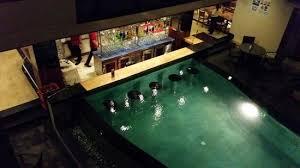 indoor pool bar.  Pool Kuta Townhouse Apartments Swim Up Bar At Night To Indoor Pool Bar