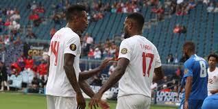 Match Analysis: Canada 4-1 Martinique ...
