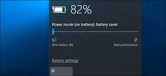 """How to Use and Configure Windows 10's """"Battery Saver"""" Mode"""