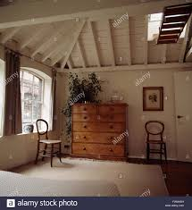 green bedroom pine furniture. Trailing Green Plant On Old Pine Chest-of-drawers In Nineties Townhouse Bedroom Furniture A