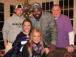 best michael oher images michael oher baltimore  michael oher family group photo · the blind sideside