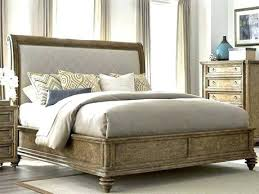 wooden sleigh bed super king size sleigh bed king size art furniture pavilion barley queen size