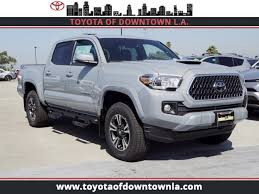 New 2019 Toyota Tacoma TRD Sport Double Cab in Los Angeles #T9079304 ...