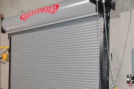 industrial garage door. Fire Rated Doors Industrial Garage Door