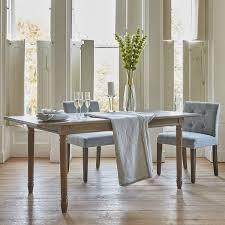 extendable farmhouse table. French Farmhouse Table Natural Wood - Extendable D