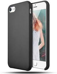 BlingBox for Original iPhone 7 Fashion <b>Pure Color Soft Silicone</b> ...