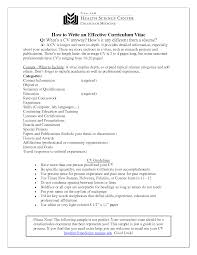 How To Write A Resume How To Write Cv Ghostwriting Service 66