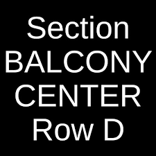 2 Tickets Mj Live Michael Jackson Tribute 3 7 20 Hopewell