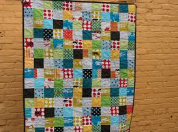 FITF: an echino patchwork quilt | Film in the Fridge & echino-patchwork-quilt2 Adamdwight.com