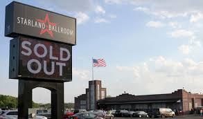 Starland Ballroom Sayreville Nj Seating Chart Venue Info Starland Ballroom