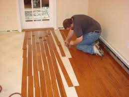 ... How Install Reclaimed Wood Floors Vinyl Flooring Also Installing Peel  And Stick Vinyl Flooring ...