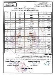 تبدأ 19 يونيو وتنتهى 1 أغسطس.. ننشر جدول امتحانات الثانوية الأزهرية - اليوم  السابع