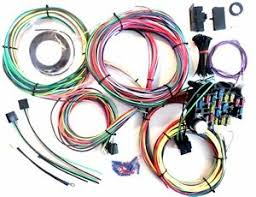 universal wiring harness ebay What Is A Wiring Harness 21 circuit wiring harness chevy mopar ford hotrods universal extra long wires what is a wiring harness