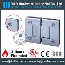heavy duty frameless shower door hinges d d hardware