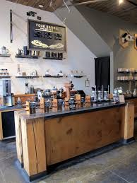 So you're probably wondering hidden gem? Four Barrel Reviewed By The Coffeevine