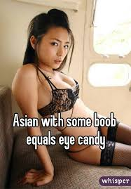 Asian with some boob
