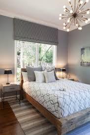 Steingraue Wandfarbe Und Holz Bett Bedroomsbedroomsbedrooms