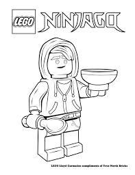 Coloring Page Lloyd Preschool Coloring Pages Ninjago Coloring