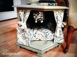luxury pet furniture. Bed End Table Luxury Pet Dog The Posh Chalk Paint Painted Furniture Animal U