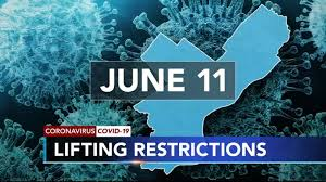 Covid and restrictions are here to stay. Philadelphia Reopening Date City To Drop Restrictions In June More Restrictions To Be Eased Next Week 6abc Philadelphia