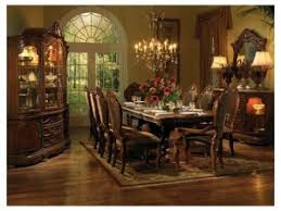 high end dining furniture. End Tables Designs High Dining Room Wooden Lamps Cabinet Furniture Sets Luxurious Chairs Brown Interior Design N