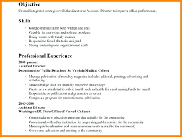 Resume Skills Examples Example Skills For Communication Skills