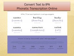 It has a beginning section on the description of. Phonetic Transcription App By Jacobtjerry Issuu