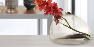 Unique Glass Flower Vases | Contemporary Decorative Glass Vases - Chive  Products, LLC