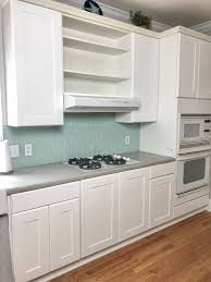 Easy Diy Kitchen Cabinet Reface For Under 200 Cribbs Style