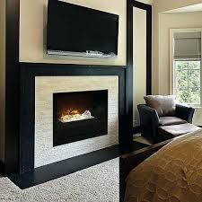 electric wall mounted fireplaces clearance modern flames zero clearance custom built in electric fireplace home fire