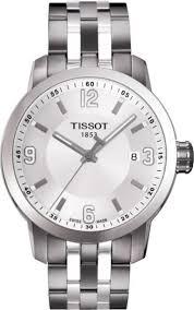 tissot prc 200 men s watch t0554101101700 watchtag com tissot prc 200 men s watch t0554101101700