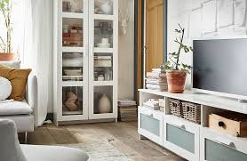 ikea hanging cabinets. Simple Ikea A BRIMNES TV Bench Puts Your Television On A Pedestal Hides Away Cords And  Bulk On Ikea Hanging Cabinets