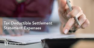 mortgage refinance tax deduction. Simple Tax Whether You Refinance A Mortgage Or Buy New Home With Your Mortgage  Youu0027ll Pay Fees Luckily Many Of Those Fees On Settlement Statement Provide  And Mortgage Refinance Tax Deduction