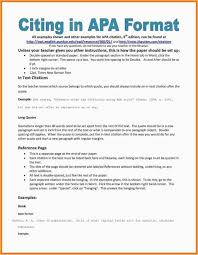 Asa Format Y Examples Citation Example Paper Writing Sample