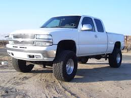 2000 Chevy Silverado Lifted | 2000 Chevrolet Silverado $13,000 ...