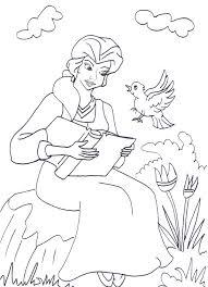 Free Printable Disney Princess Coloring Pages For Kids 764 Princess