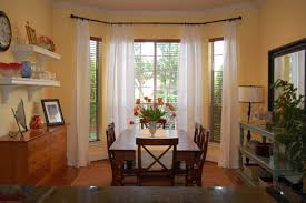Curtains  Room Curtains Elegant Bring A Lavish Sensibility To - Dining room curtain designs