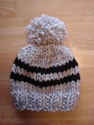 Newborn Knit Hat Pattern Magnificent Inspiration Ideas