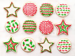 christmas sugar cookies with royal icing.  Christmas Sugar Cookies With Royal Icing Recipe  Food Network Kitchen Inside Christmas With