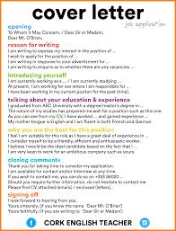 8 Cover Letter Job Application Biodate Format