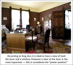 home office feng shui. 2 ensure your desk is in the right position a feng shui office home s